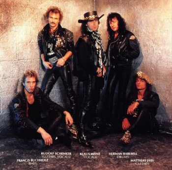 Scorpions - Discography (1972-2012)