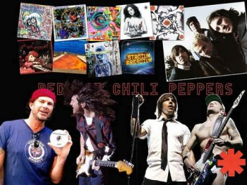 Red Hot Chili Peppers - Discography (1984-2011)