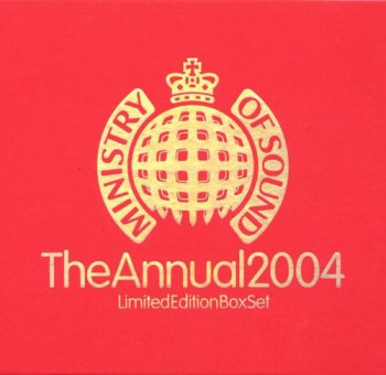 VA - Ministry Of Sound: The Annual (UK) [3CD Limited Edition Box Set] (2003)