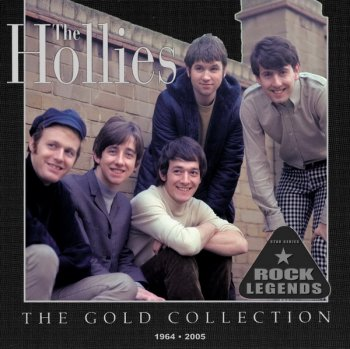 The Hollies - The Gold Collection 1964-2005 (5CD) (2012)