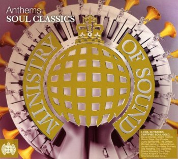 VA - Ministry Of Sound: Anthems Soul Classics (2016)