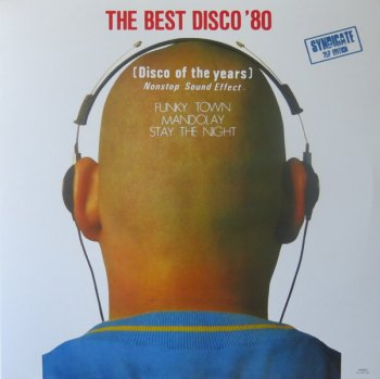 The Best Disco '80 - Syndicate (Disco of the years) Nonstop sound effect (2015) (RC Company–RC 6122 2LP)