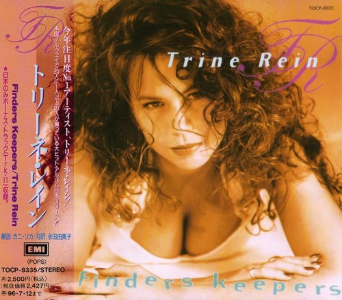 Trine Rein - Finders Keepers [Japanese Edition] (1993)