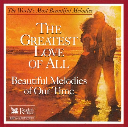 The Romantic Strings Orchestra - The Greatest Love Of All (1998)