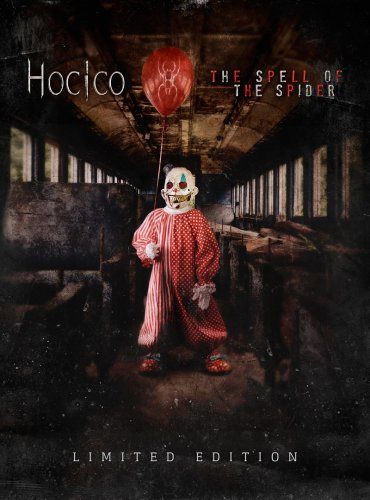 Hocico - The Spell Of The Spider [3CD] (2017)
