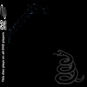 Metallica - The Black Album [DVD-Audio] (1991)