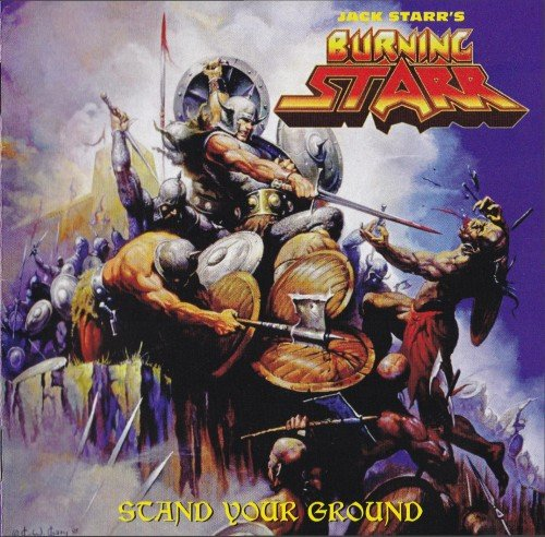 Jack Starr's Burning Starr - Stand Your Ground (2017)