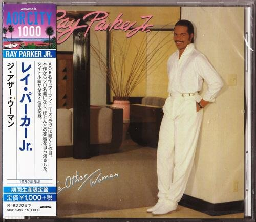 Ray Parker Jr. - The Other Woman [Japanese Edition] (2017)