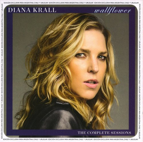 Diana Krall - Wallflower [The Complete Sessions] (2015)