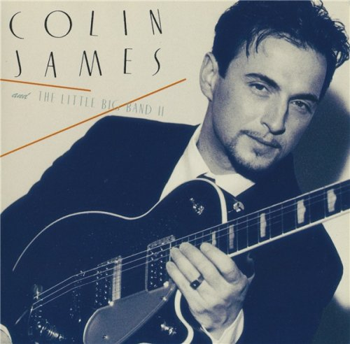 Colin James - Colin James and The Little Big Band II (1999)