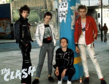 The Clash - Discography (1977-2008)