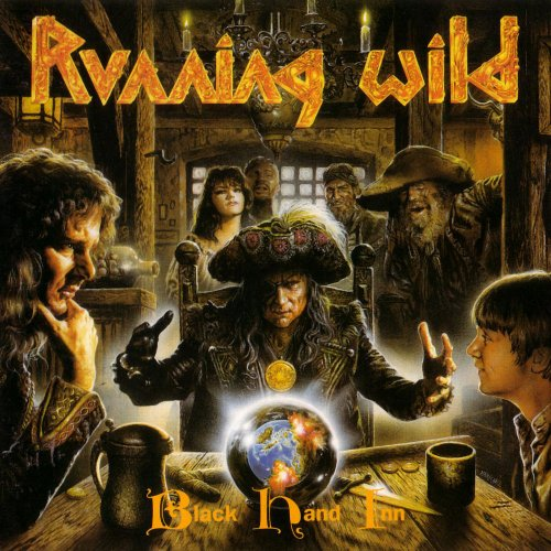 Running Wild - Black Hand Inn (1994) [2017] (Lossless)