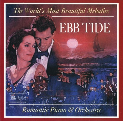 Romantic Piano & Romantic Strings Orchestra - Ebb Tide (1996)