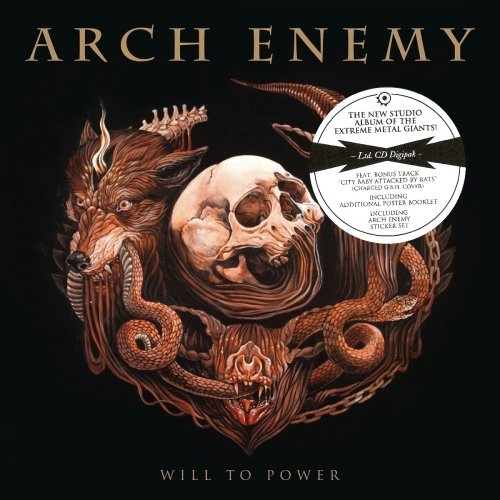 Arch Enemy - Will To Power [Limited Edition] (2017)