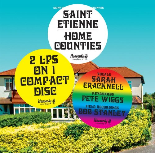 Saint Etienne - Home Counties (2017)