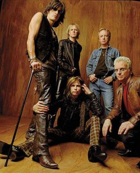 Aerosmith - Discography (1973-2011)