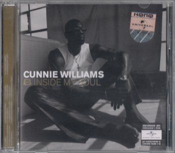 Cunnie Williams - Inside My Soul (2004)