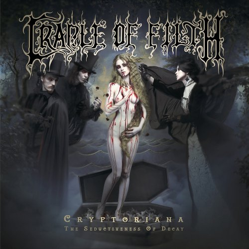 Cradle Of Filth - Cryptoriana: The Seductiveness Of Decay [Limited Edition] (2017)
