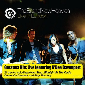 The Brand New Heavies - Live in London [2CD] (2009)