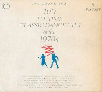 VA - 100 All Time Classic Dance Hits Of The 1970s [5CD Box Set] (1988)