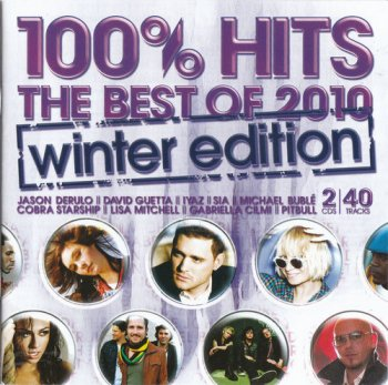 VA - 100% Hits - The Best of 2010 - Winter Edition [2CD] (2010)