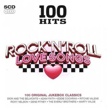 VA - 100 Hits: Rock 'N' Roll Love Songs [5CD Box Set] (2010)