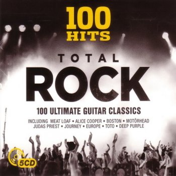 VA - 100 Hits Total Rock - 100 Ultimate Guitar Classics (2015)