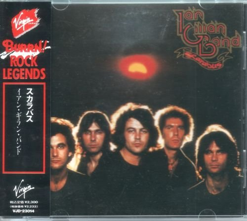 Ian Gillan Band - Scarabus [Japanese Edition, 1st press] (1977)