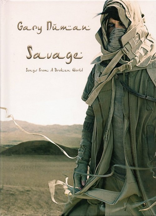 Gary Numan - Savage: Songs From The Broken World [Digibook Deluxe Edition] (2017)