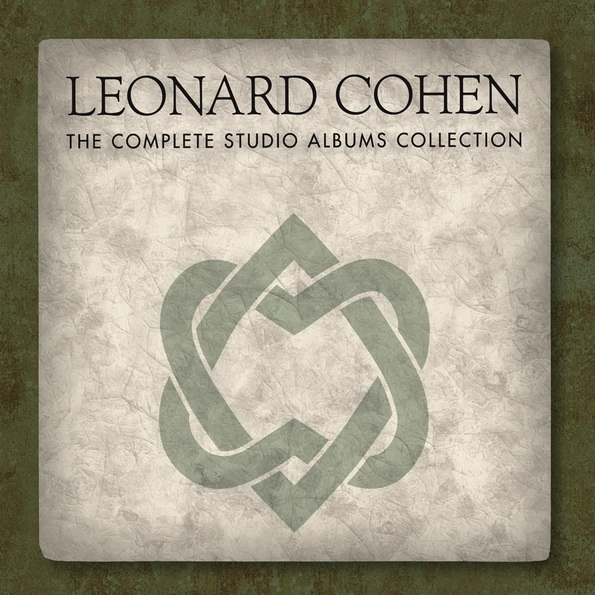 Leonard Cohen: 2011 Complete Studio Albums - 11CD Box Set Sony Music