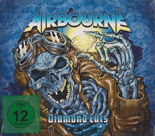 Airbourne - Diamond Cuts [Box Set] (2017)