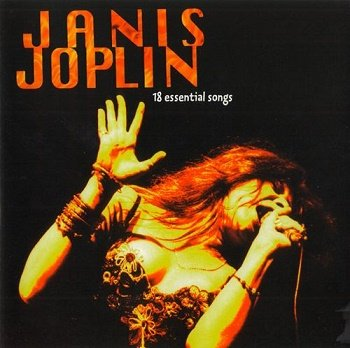 Janis Joplin - 18 Essential Songs (Japan Edition) (1995)