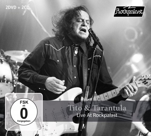 Tito & Tarantula - Live At Rockpalast [2CD] (2017)