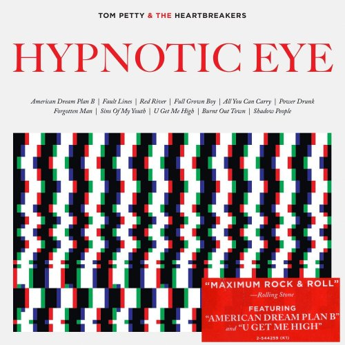 Tom Petty & The Heartbreakers - Hypnotic Eye (2014)