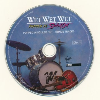 Wet Wet Wet: 1987 Popped In Souled Out - 5-Disc Box Set Virgin EMI 2017