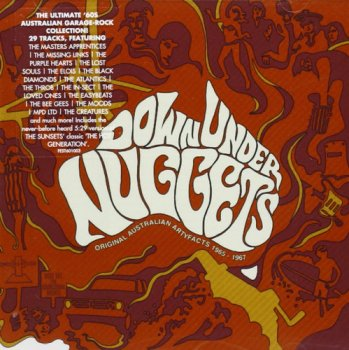 VA - Down Under Nuggets: Original Australian Artyfacts 1965-1967 (2012)