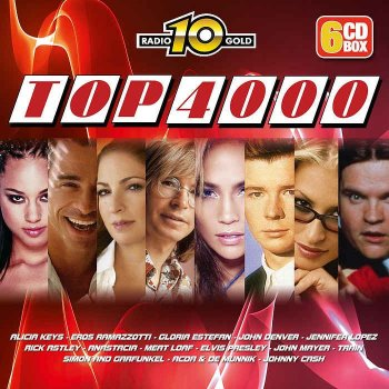 VA - Radio 10 Gold Top 4000 Editie 2012 [6CD Box Set] (2012)