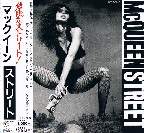 McQueen Street - McQueen Street [Japanese Edition, 1st Press] (1991)