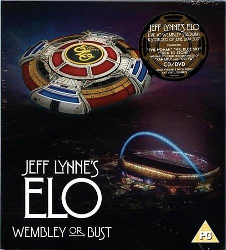 Jeff Lynne's ELO - Wembley or Bust (2017)