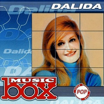 Dalida - Music Box (2004)