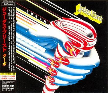 Judas Priest - Turbo (Japan Edition) (2012)