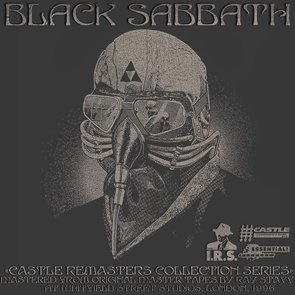 BLACK SABBATH «Discography 1970-1995» (21 x CD • Complete Castle Remasters 1996)