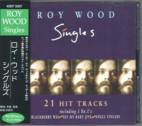 Roy Wood - Singles [Japanese Edition] (1993)