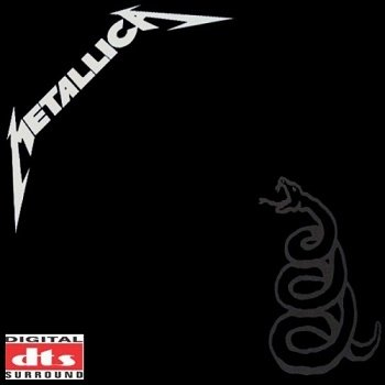 Metallica - The Black Album [DTS] (2005)
