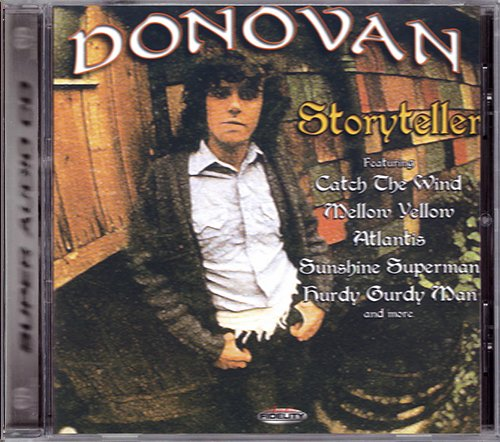 DONOVAN «Storyteller» (US 2003 Audio Fidelity • AFZ 015)