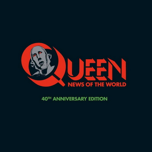 Queen: 1977 News Of The World - 5-Disc Box UMC 2017