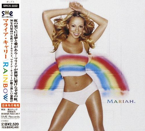 Mariah Carey - Rainbow [Japanese Edition] (1999)