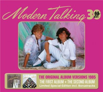 Modern Talking - 30 The Original Album Versions 1985 [3CD Limited Special Edition] (2015)