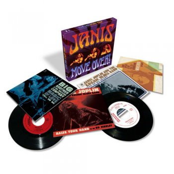 "Janis Joplin - Move Over! [7"" Vinyl Box Set] (2011) [Hi-Res]"