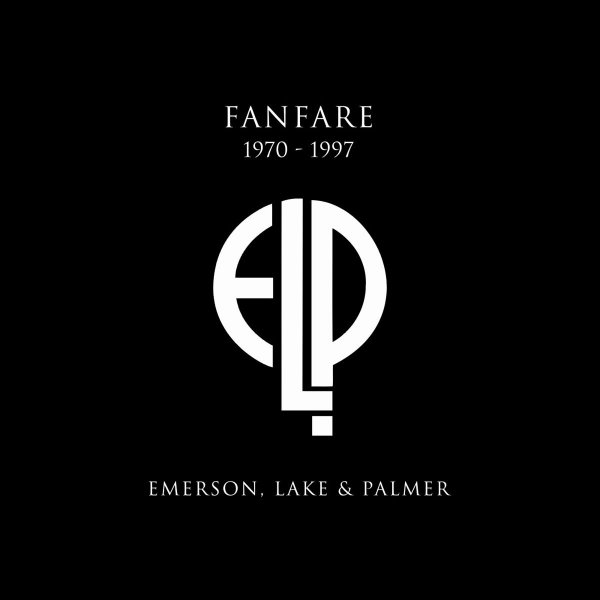 ELP: 2017 Fanfare 1970-1997 - 18CD + 3LP + 2 7-Inch Vinyl + Blu-ray Box Set BMG Records